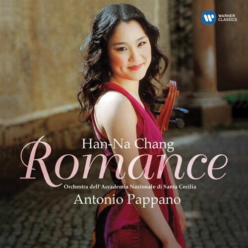 장한나 - 로망스: 첼로와 오케스트라를 위한 작품집