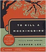 To Kill a Mockingbird (Audio CD, Unabridged)