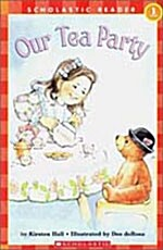 Our Tea Party (Paperback)