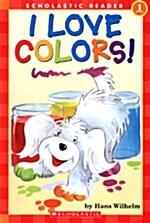 I Love Colors! (Paperback)