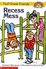 Recess Mess (Paperback)