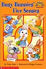 Busy Bunnies Five Senses (Paperback)