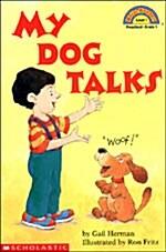 My Dog Talks (Paperback)