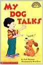 [중고] My Dog Talks (Paperback)