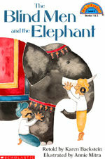 Blind Men and the Elephant, the (Level 3) (Paperback)