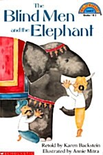 [중고] Blind Men and the Elephant, the (Level 3) (Paperback)