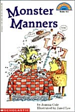 Monster Manners (Paperback)