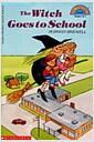 [중고] The Witch Goes to School (Paperback)