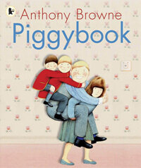 Piggybook (Paperback)