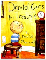 David Gets in Trouble (Paperback)