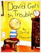 [중고] David Gets in Trouble (Paperback)