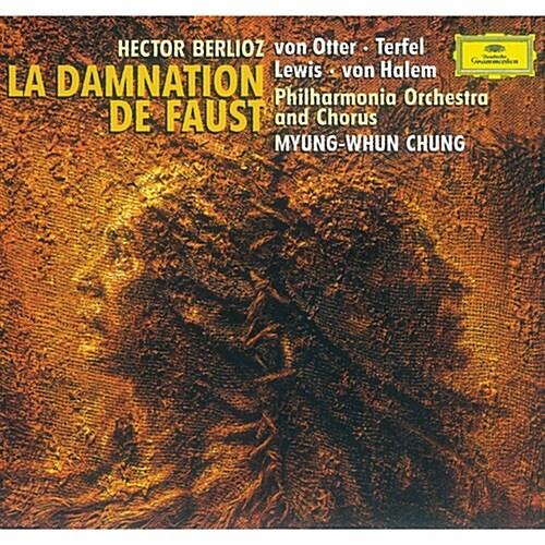 베를리오즈 : 파우스트의 겁벌 [2CD]