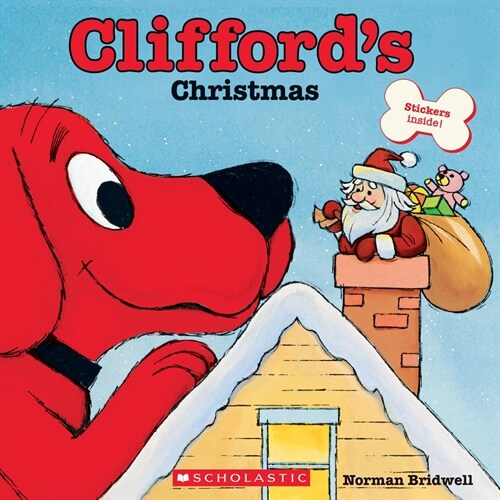 Cliffords Christmas (Paperback)
