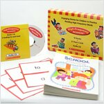 High Frequency Readers Box Set (With CD & Flashcard) (스토리 북 18권 + 오디오 CD Book 1 + 플래시카드 21장)