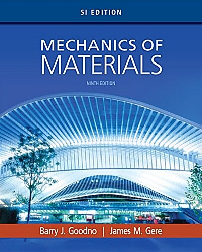 Mechanics of Materials, Si Edition (Paperback, 9)