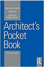 Architect's Pocket Book (Paperback, 5 New edition)