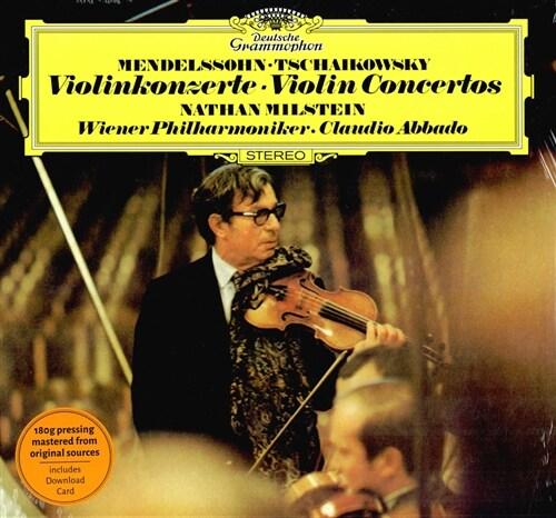 [수입] 멘델스존 : 바이올린 협주곡 Op. 64 / 차이콥스키 : 바이올린 협주곡 Op. 35 [180g LP]