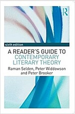 A Reader's Guide to Contemporary Literary Theory (Paperback, 6 New edition)