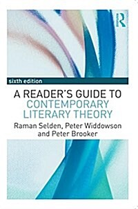 A Readers Guide to Contemporary Literary Theory (Paperback, 6 New edition)