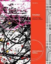 Emotion 2nd ed