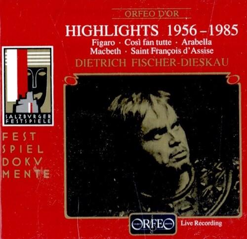 [수입] 모차르트 & 슈트라우스 : 오페라 하이라이 1956 ~ 1985