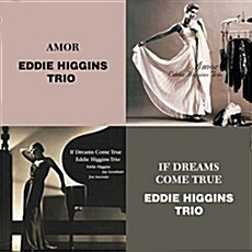[수입] Eddie Higgins Trio - Amor + If Dreams Come True [2CD]