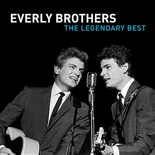 The Everly Brothers - The Legendary Best [2CD 디지팩]