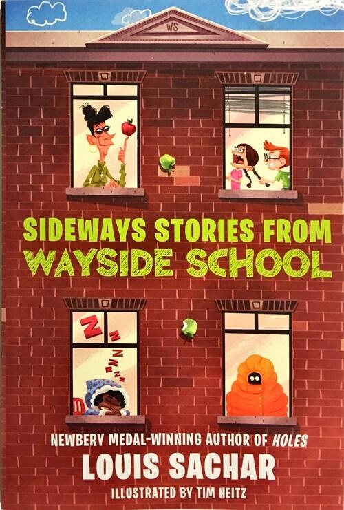 [중고] Sideways Stories from Wayside School (Paperback)