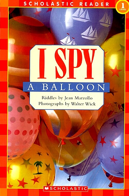 I Spy a Balloon (Paperback)