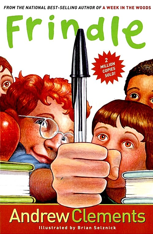 [중고] Frindle (Paperback, 미국판)