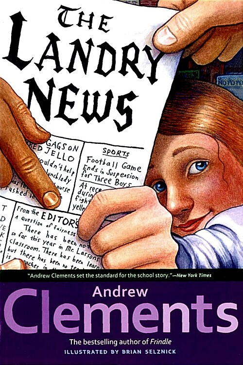 The Landry News (Paperback)