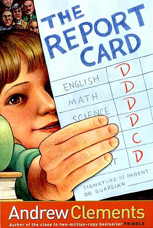 The Report Card (Paperback, Reprint)