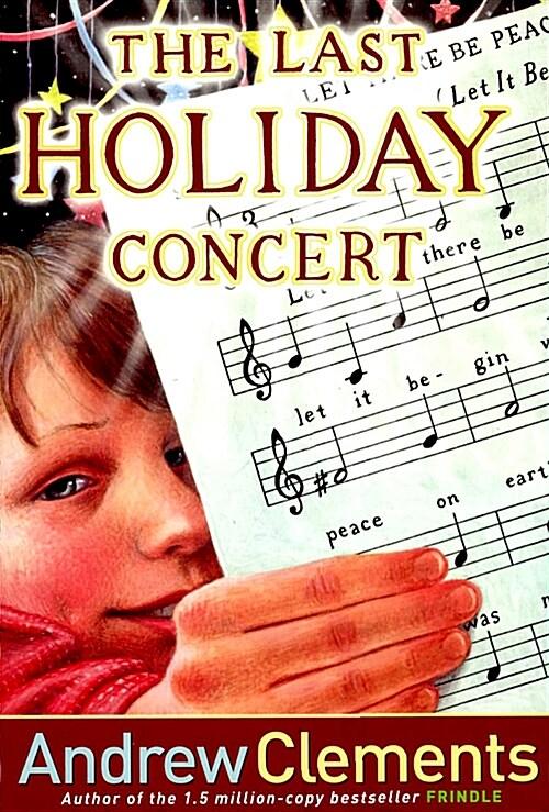 [중고] The Last Holiday Concert (Paperback)