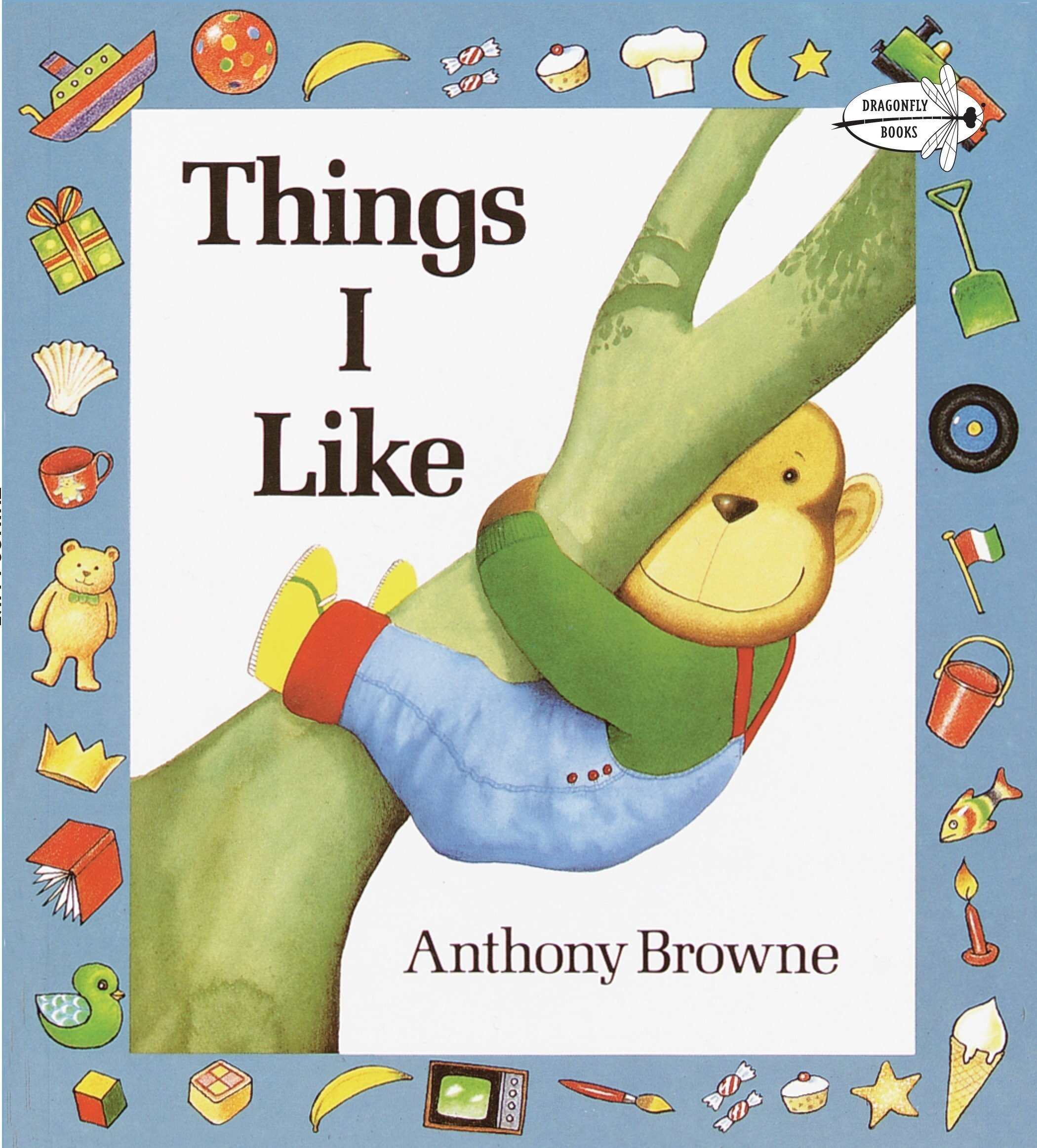 Things I Like (Paperback)