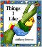 [중고] Things I Like (Paperback)