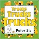 Trucks Trucks Trucks Board Book (Board Books)