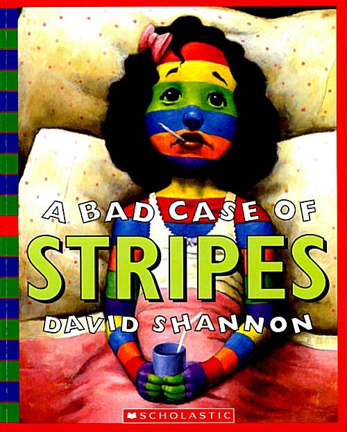 A Bad Case of Stripes - Audio [With Book] (Audio CD)