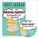 Marvin Redpost #1: Kidnapped at Birth? (Paperback + CD 1장)