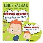 Marvin Redpost #2: Why Pick on Me? (Paperback + CD 1장)