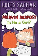 Marvin Redpost #3: Is He a Girl? (Paperback + CD 1장)