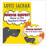 Marvin Redpost #4: Alone in His Teacher's House (Paperback + CD 1장)