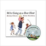 노부영 We're Going on a Bear Hunt (원서 & CD) (Boardbook + CD)