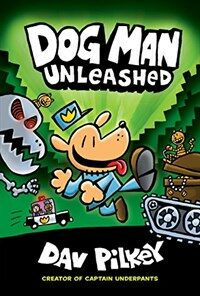 Dog Man #2 : Unleashed (Hardcover)