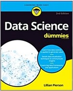 Data Science for Dummies (Paperback, 2)