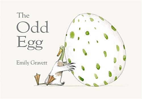 The Odd Egg (Paperback, Main Market Ed.)