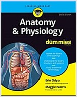 Anatomy and Physiology for Dummies (Paperback, 3)