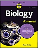 Biology for Dummies (Paperback, 3)