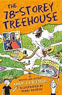The 78-Storey Treehouse (Paperback, Main Market Ed.)