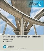 Statics and Mechanics of Materials in SI Units (Package, 5 ed)