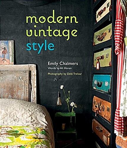 Modern Vintage Style (Hardcover)
